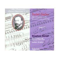 Hyperion - Saint-Saëns : Les cinq concertos pour piano - Wedding Cake - Rapsodie d'Auvergne - Allegro Appassionato - Africa