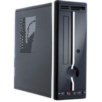 Sedatech - Mini-PC Evolution AMD A4-5300 2x3.4Ghz, Radeon Hd7480D, 8Go Ram, 1000Go Hdd, Blu-Ray / Dvd-rw, Usb 3.0, Full Hd 1080p, CardReader, Windows 10