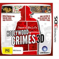 Ubi Soft - James Noir'S Hollywood Crimes 3D - Nintendo 3Ds - Import Anglais