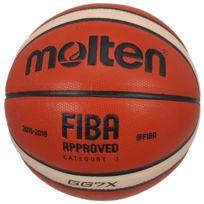 MOLTEN - Ballon de basket Gg7x competition indoor Orange 41637