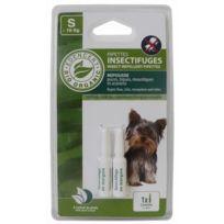 Vitalveto - Pipettes insectifuges Bio contrôlé Edencert - Pour petit chien