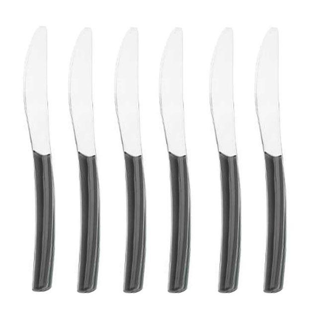 Paris Prix Lot de 6 Couteaux de Table \