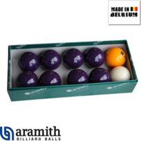 Aramith - Billes du9 Spécial 50.8mm