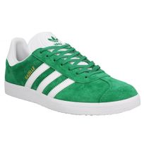 Adidas - Gazelle Homme-43 1/3-Vert