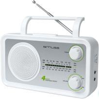 Muse - Radios portables M-05 Silver
