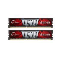 G.SKILL - Aegis 8 Go 2 x 4 Go DDR3 1600 MHz Cas 11