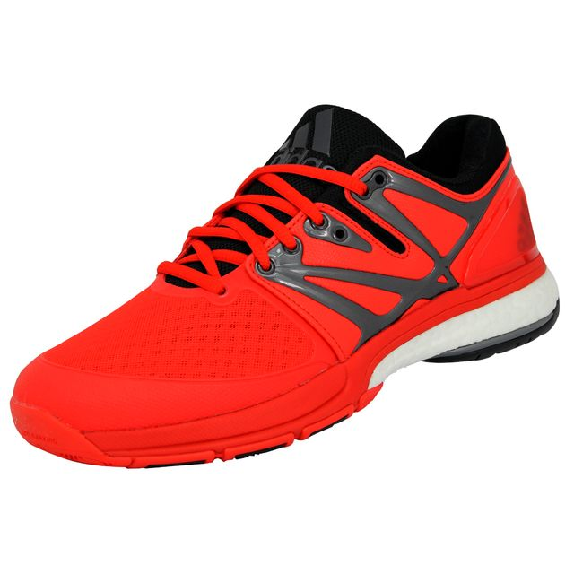 adidas stabil femme rouge