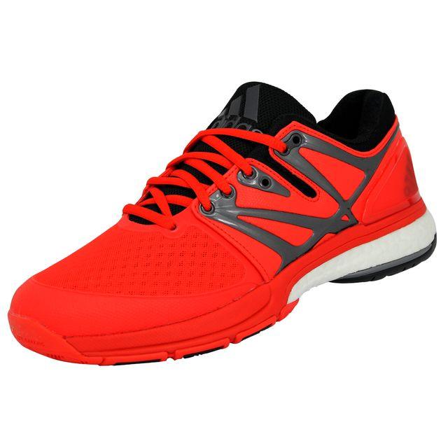 Adidas performance - Stabil Boost Chaussures de Handball Homme Rouge
