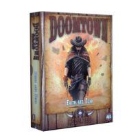 Esdevium - La Foi Et La Peur: L'EXPANSION Doomtown Reloaded