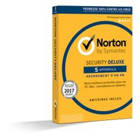 NORTON - SECURITY 2018 DELUXE