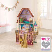 KIDKRAFT - Maison de Poupées La Belle Enchantée de La Belle et La Bête - 65912