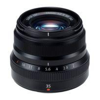 Fuji - Fujifilm Objectif Xf35mm F2 R Wr Noir pour série X