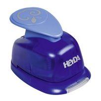 Heyda - Motiv-locher Vogel, Groß, Farbe: Blau 203687703