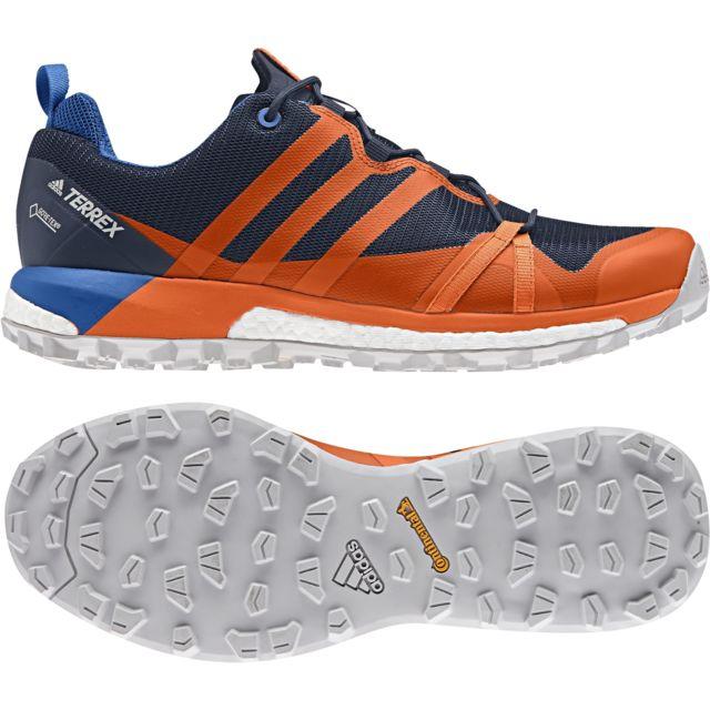 Chaussures course sur sentier Terrex Agravic GTX de Adidas
