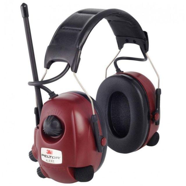 3m casque anti bruit radio fm alert peltor pas cher. Black Bedroom Furniture Sets. Home Design Ideas