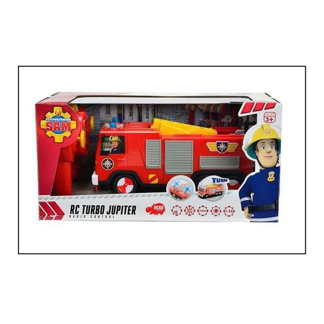 Dickie 203099612 Sam le Pompier - Jupiter - Radiocommandé