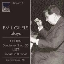 Idis - Franz Liszt | Frédéric Chopin - Sonate en si mineur | Sonate no. 2 opus 35