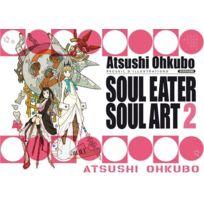 Kurokawa - soul eater ; soul art t.2