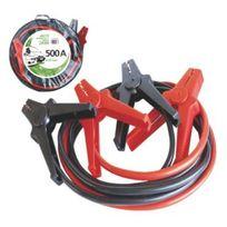 Gys - Jeu de cables de démarrage 3,5 mètres 25mm² 056336