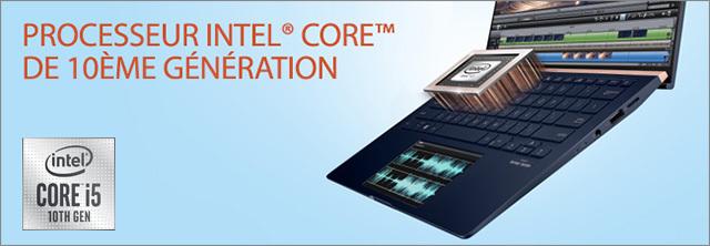 Processeur Intel Core i5 10th