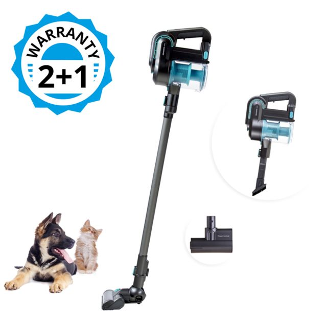 DOMOOVA DHV50 Power Animal Cyclonic Sans fil