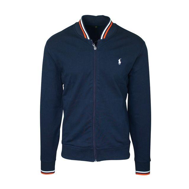 Ralph Lauren - veste sport bleu marine - pas cher Achat   Vente ... 84f044854e28