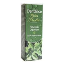 Aquasilice - Dentifrice Extra Menthe, acide hyaluronique
