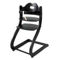 First Baby Safety - Chaise haute Caya - noir