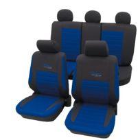 Cartrend - 60120 Set Complet De Housses Pour SiÈGE Active Avec Couture SpÉCIAL Airbag BLEU