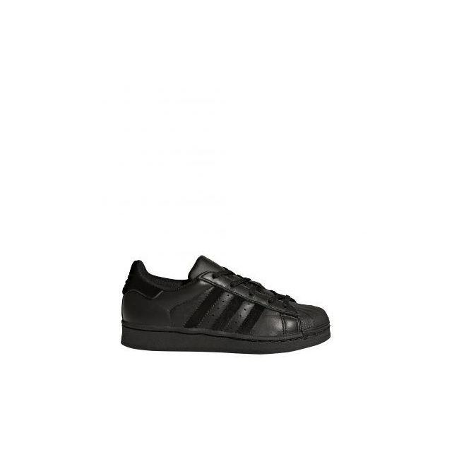 Adidas Superstar C Bz0375 Age Enfant, Couleur Noir