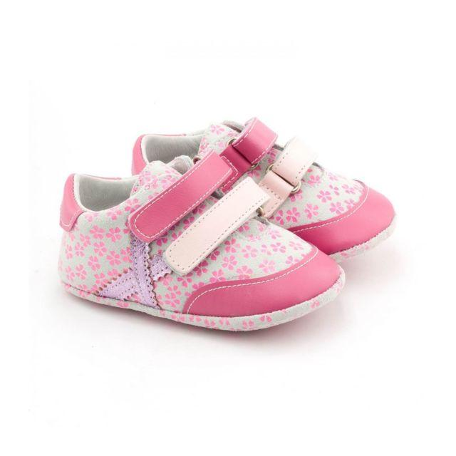 Boni Classic - Boni Evasion - Baskets bébé fille - pas cher Achat ... e385d7a99262