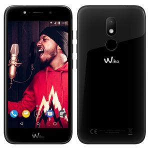 wiko wim lite 4g noir pas cher achat vente smartphone classique android rueducommerce. Black Bedroom Furniture Sets. Home Design Ideas