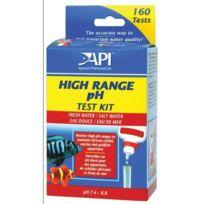 Api - Kit test pH élevé High Range pH Test Kit Global - Pour aquarium