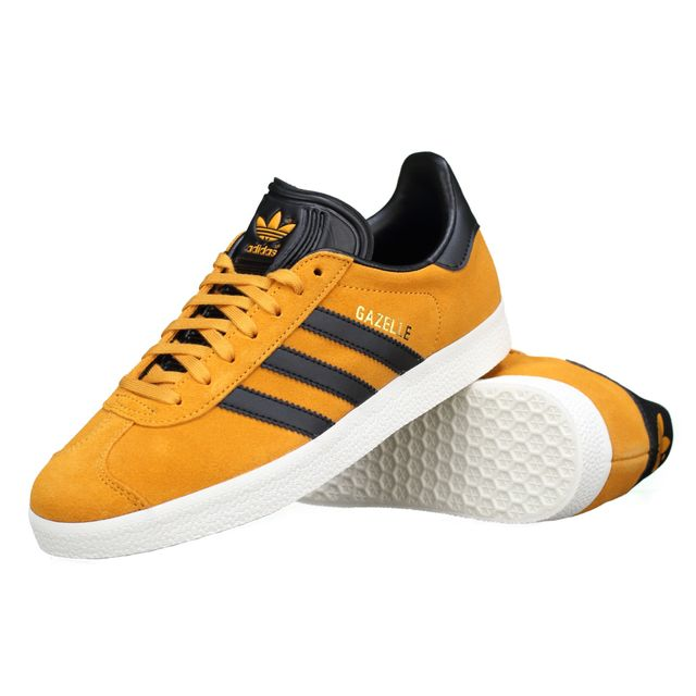 Adidas - Basket Gazelle Bz0035 Moutarde