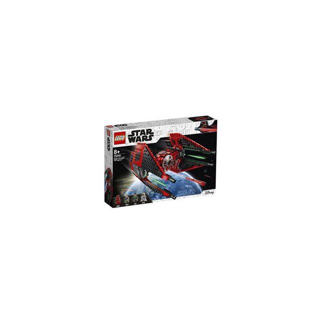 Lego 75240-® Star Wars Tie Fighter de Major Vonreg