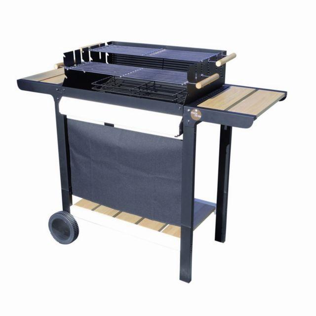 barbecue charbon de bois florence pas cher achat vente barbecues charbon de bois rueducommerce. Black Bedroom Furniture Sets. Home Design Ideas