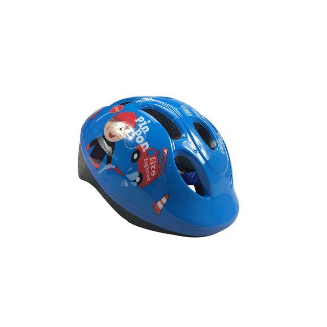 carrefour casque v lo enfant pinpon taille 46 53 od83044 pas cher achat vente casques. Black Bedroom Furniture Sets. Home Design Ideas