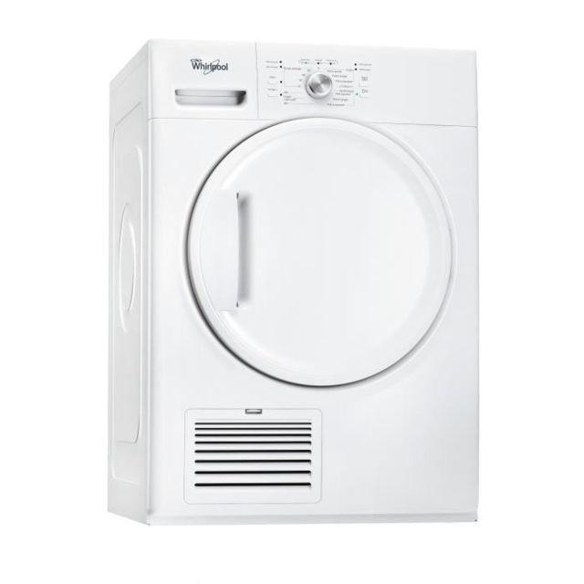 whirlpool hdlx70313 seche linge a condensation pompe a. Black Bedroom Furniture Sets. Home Design Ideas
