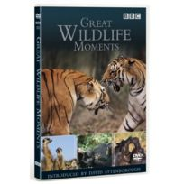 2 Entertain Video - Great Wildlife Moments With David Attenborough IMPORT Dvd - Edition simple