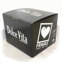 Dolce Vita - pack de 80 capsules de café compatible dolce gusto 60% arabica décaféiné - capsule dg deca x80