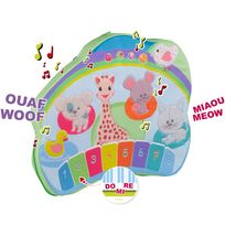 Vulli - Tableau d'éveil Sophie la girafe Touch play board - 230785