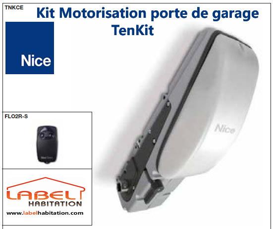Motorisation porte de garage TenKit - TNKCE 24V