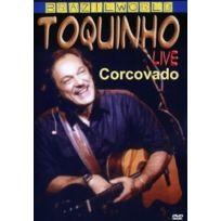 Socadisc - Live - Corcovado - Dvd - Edition simple