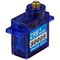 CYS - Servo Standard 10g Pignon métal