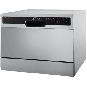 Brandybest brandy best flash6s lave vaisselle compact 6 couverts silver achat lave vaisselle a - Lave vaisselle compact 6 couverts ...