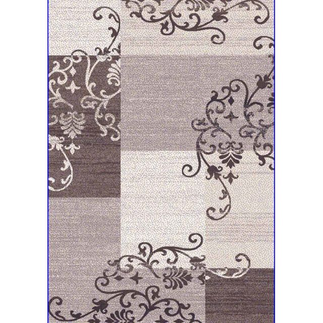 flora carpets tapis de couloir moderne 80x300 beige. Black Bedroom Furniture Sets. Home Design Ideas