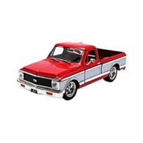 Jada - Toys - 96865R - Chevrolet - Cheyenne Pick Up - 1972 - ÉCHELLE 1/24