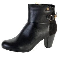 Xti - Chaussures Combinado Mod 28551 Noir