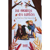 Alice - Sa maison en carton
