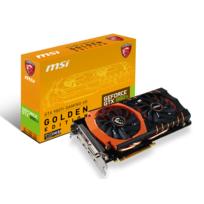 MSI - GeForce GTX 980 Ti GAMING 6G GOLDEN EDITION 6GB DDR5 384 bit